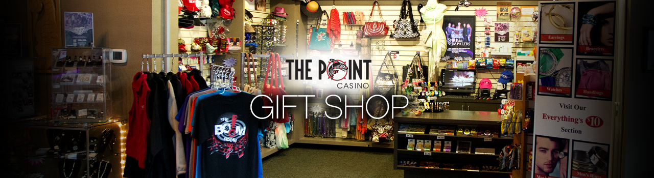 The Point Casino Gift Shop