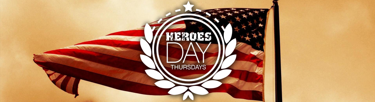 Heroes Thursday at The Point Casino