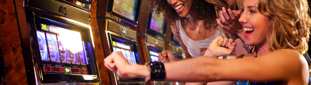 slots at the point casino